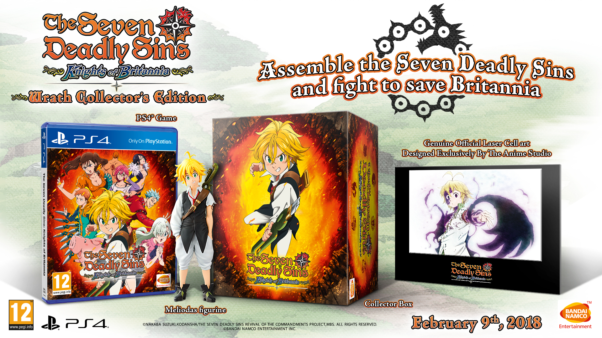 The Seven Deadly Sins Knights of Britannia Collector's Edition.jpg